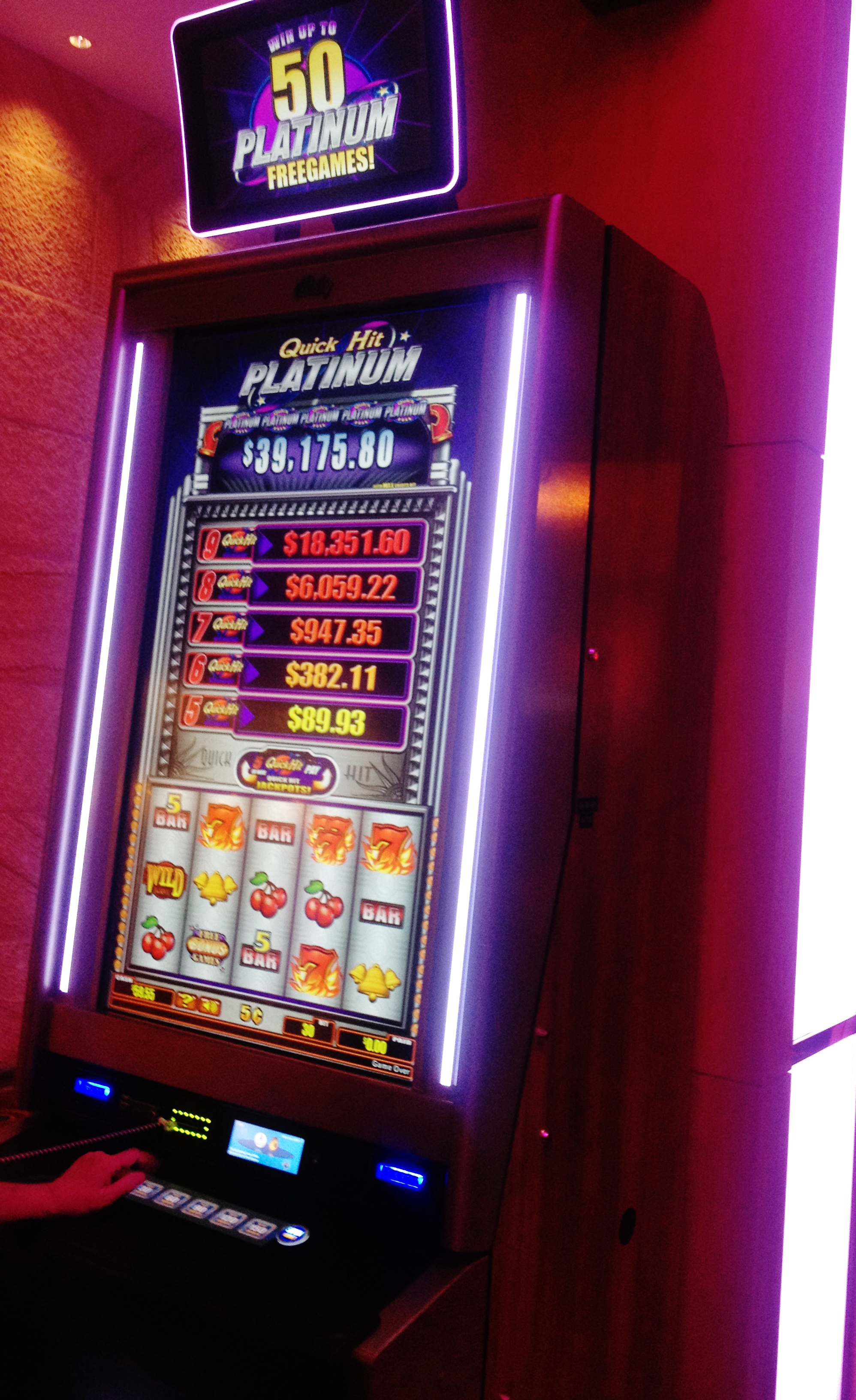 platinum wheels casino