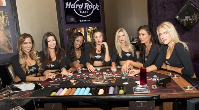 Hard rock casino girls foxwoods resot casino